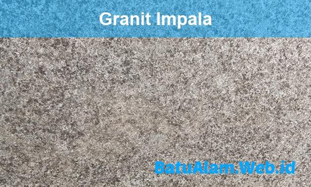 Harga Granit Impala